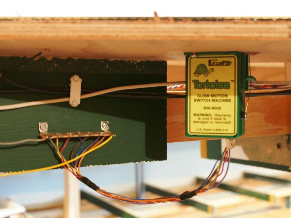 medium resolution of installing switch machines