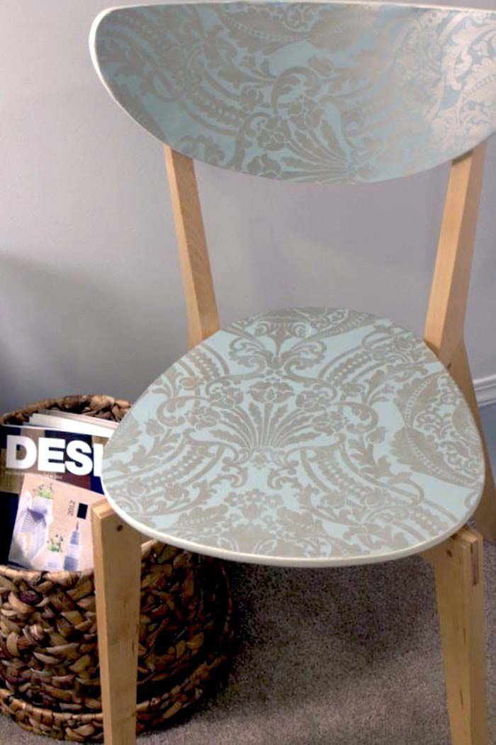 chair design wallpaper cover up 10 unique ways to decoupage a