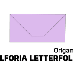 Diagram Origami Bracelet Briggs And Stratton Starter Solenoid Wiring Learn How To Make An Elforia Letterfold