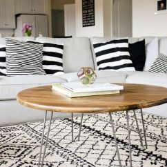 Diy Living Room Window Treatments Ideas 50 For The Hairpin Coffee Table