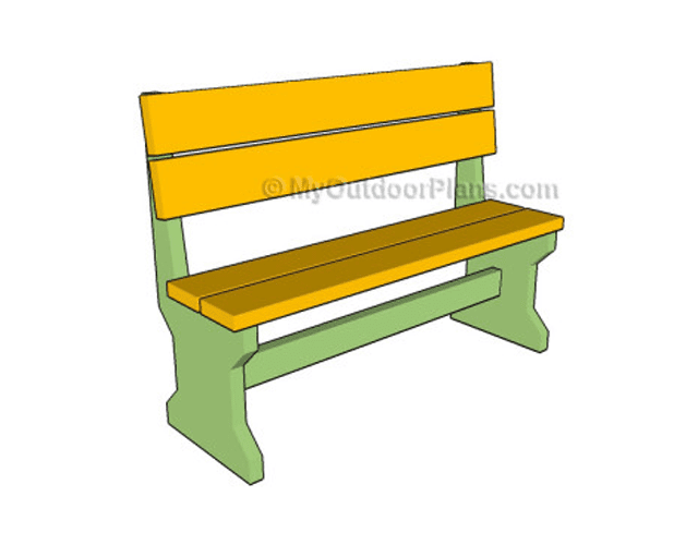 13 free bench plans