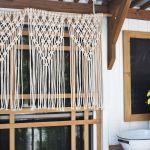 How To Make Diy Macrame Curtains
