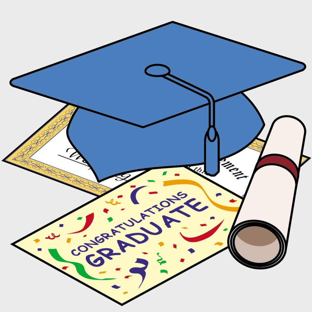 medium resolution of graduation clip art from clipart panda