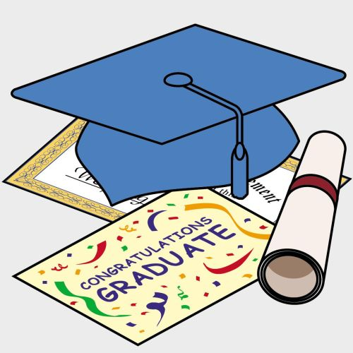 small resolution of graduation clip art from clipart panda