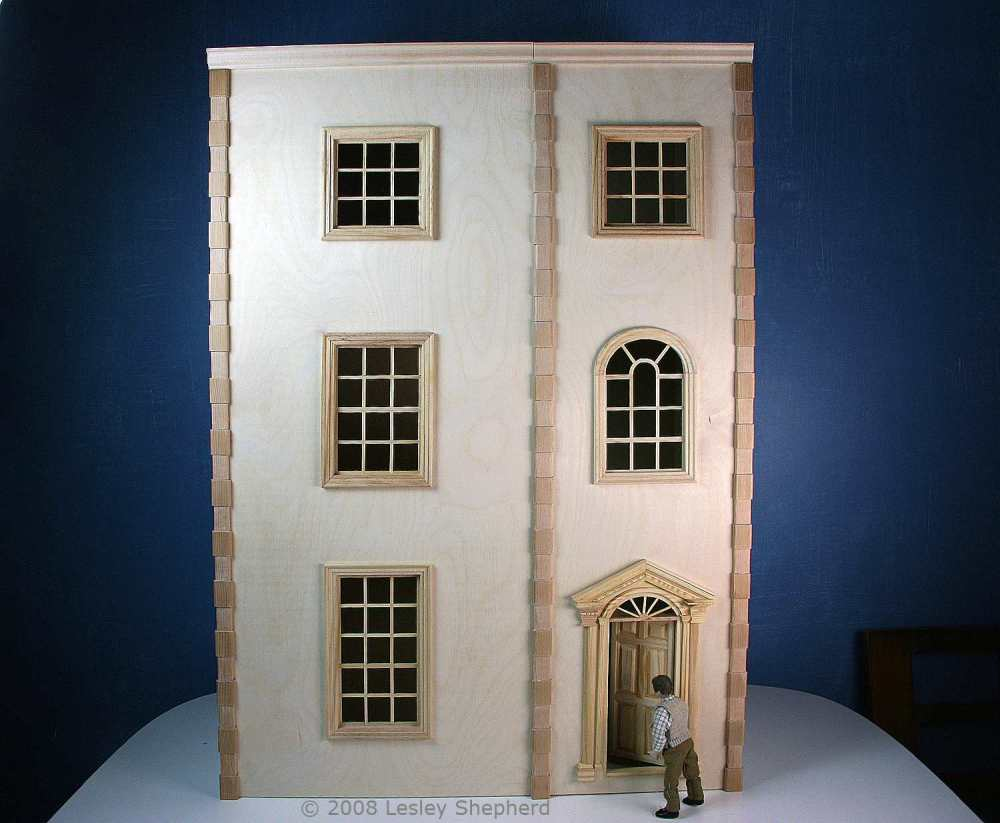 medium resolution of free plans and instructions for a dolls house dollhouse bookcase