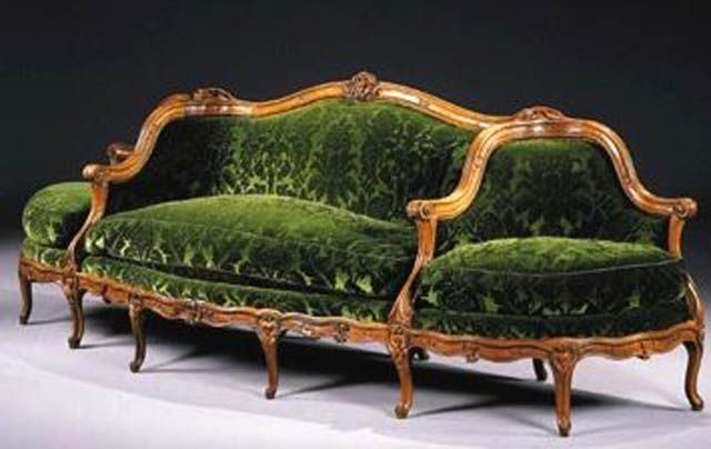 one arm sofa name hm richards benson reviews 11 antique couch and settee styles canape a confidante