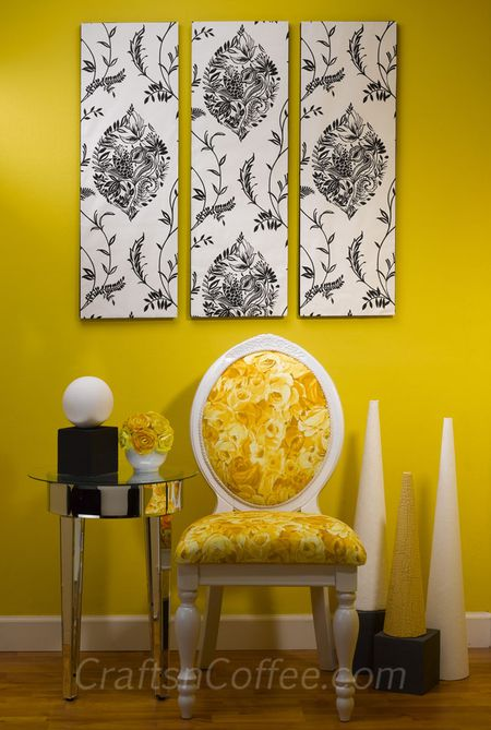 creative ways to use wallpaper you will love