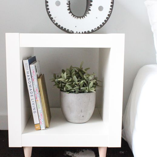 diy living room side tables grey and orange furniture 8 must try ikea hack table