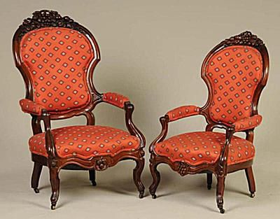 chair design antique covers malta victorian furniture identification and value guide late 1800s upholstered chairs photo courtesy of morphy auctions
