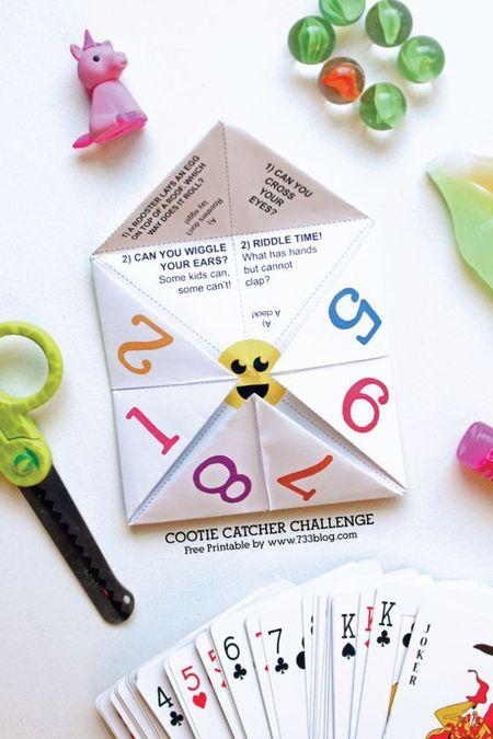10 creative printable cootie