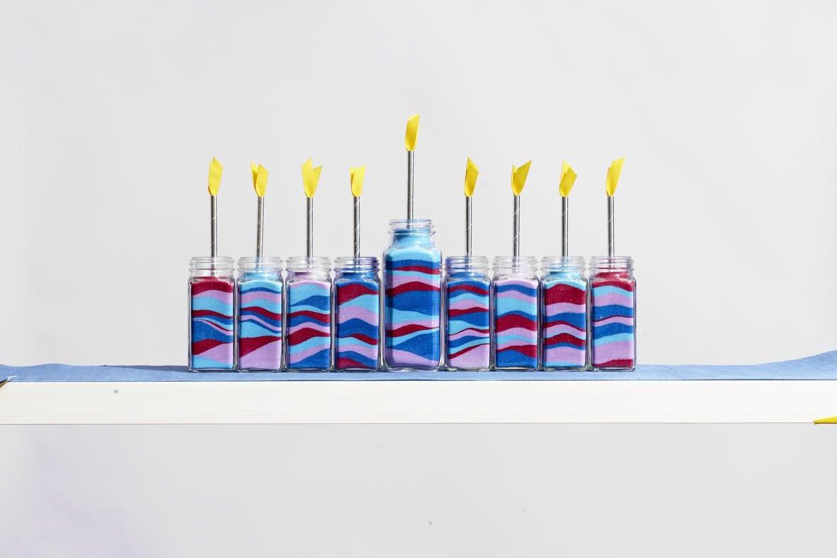 19 Hanukkah Crafts For Kids