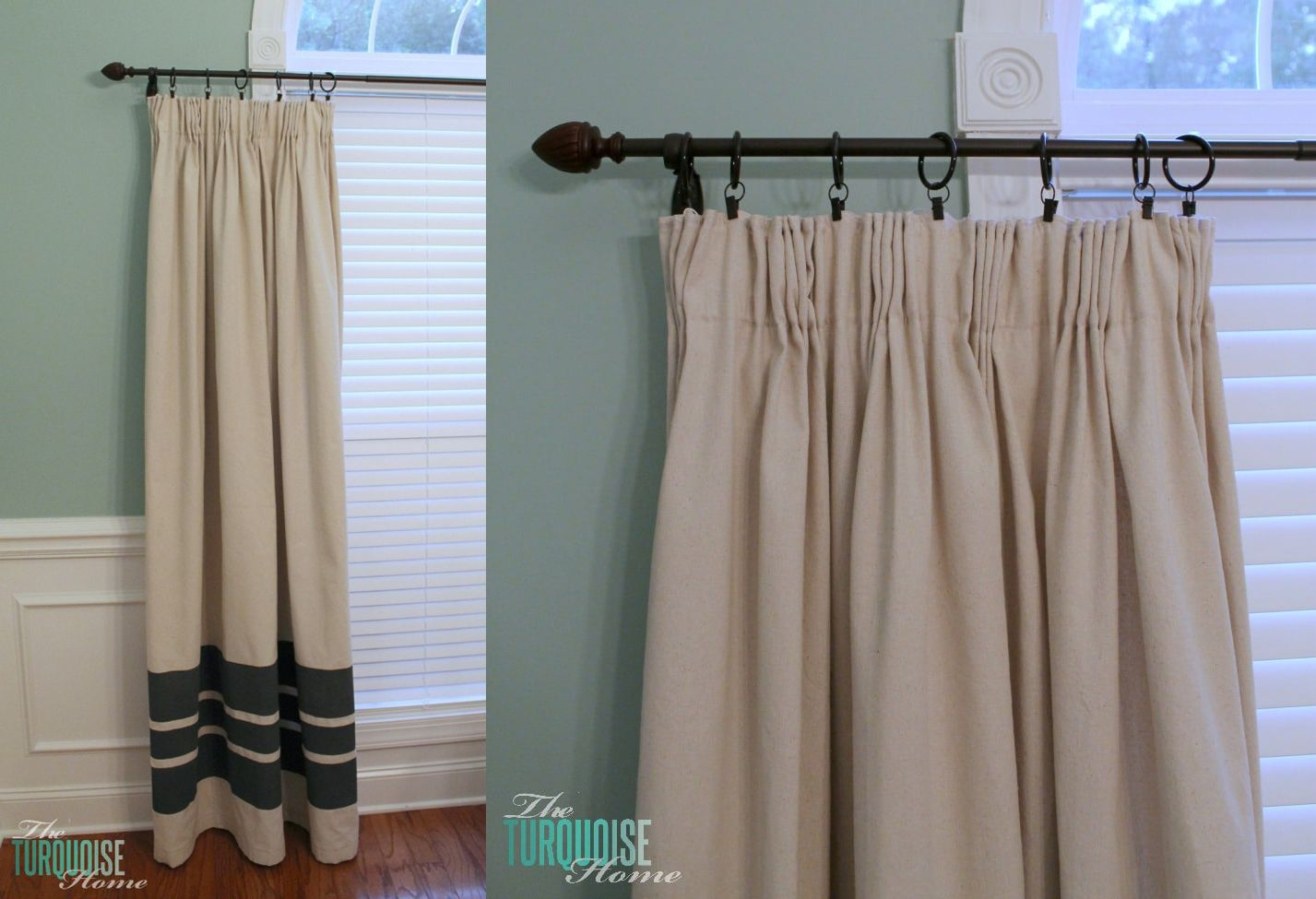 10 curtain sewing patterns and tutorials