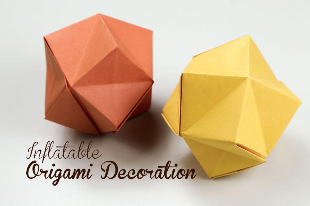 medium resolution of 3d origami fox diagram