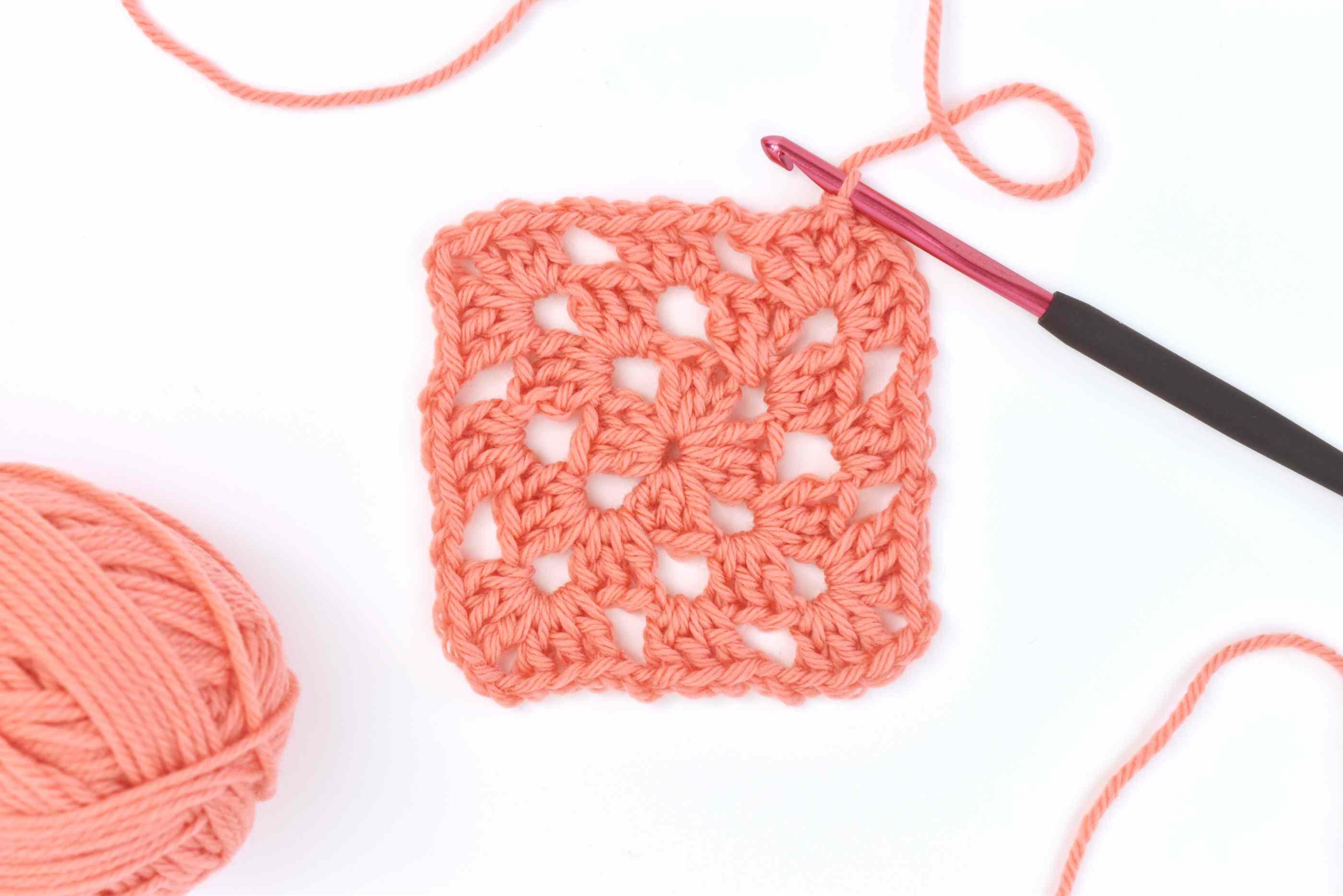 crochet granny square diagram glock 22 nomenclature printable how to a classic basic