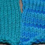Use A Mattress Stitch To Seam Stockinette Stitch Pieces