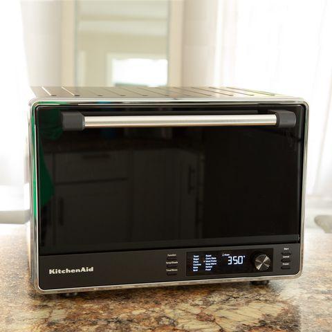 dual convection countertop oven
