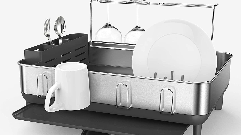the 9 best dish drying racks of 2021