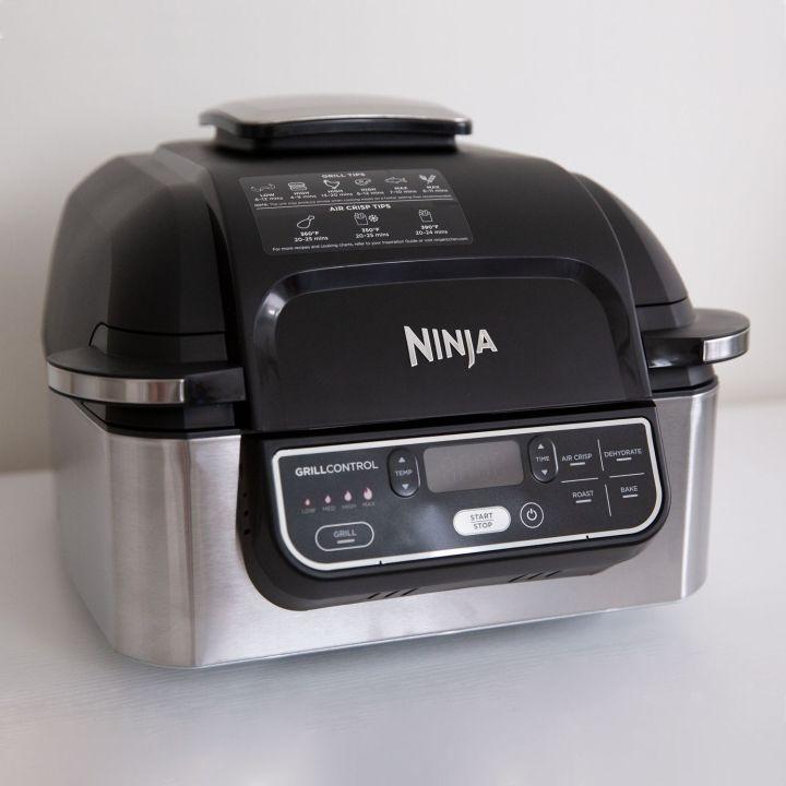 Ninja Foodi grill recipes