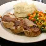 Pork Tenderloin With Dijon Mustard And Rosemary Recipe