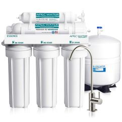 Kitchen Water Filter End Cabinet The 9 Best Filters To Buy In 2019 Apec Top Tier 5 Stage Ultra Safe Reverse Osmosis Drinking System