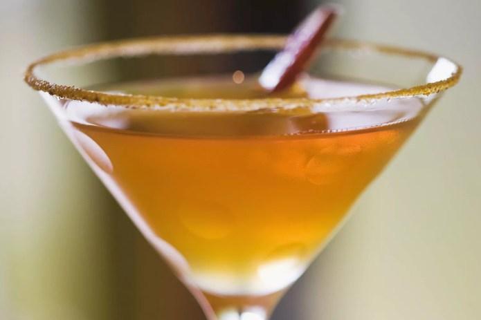 Dulce de Tequila Cocktail