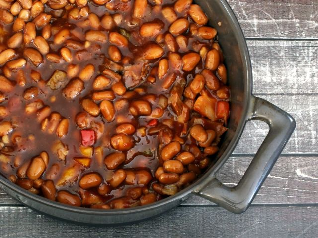 Country-Style Pinto Bean Bake