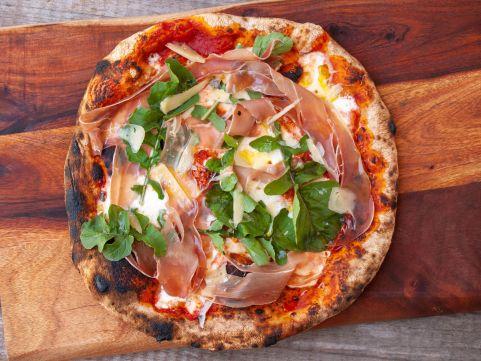 Prosciutto Pizza