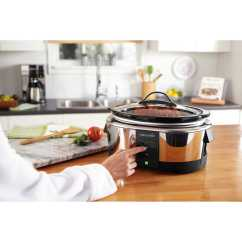 Kitchen Crock Wooden Chairs For The 7 Best Slow Cookers And Pots To Buy In 2019 High Tech Pot 6 Quart Wifi Controlled Smart Cooker