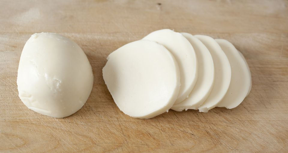 The 6 Types of Mozzarella Cheese
