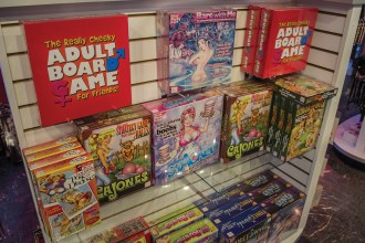 Tired of playing strip poker? There are lots of adult entertainment games to try when you're bored.