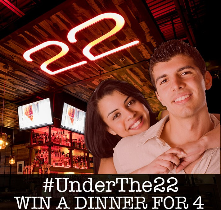 """#UnderThe22"" Photo Contest"