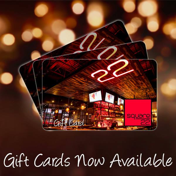 Holiday Gift Card Special