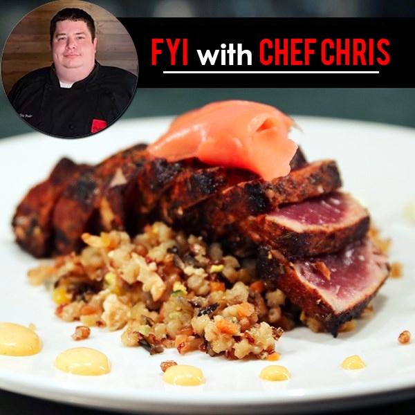 FYI With Chef Chris – Bluefin Tuna