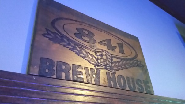 841 Brewhouse. All photos by Joe Powell.