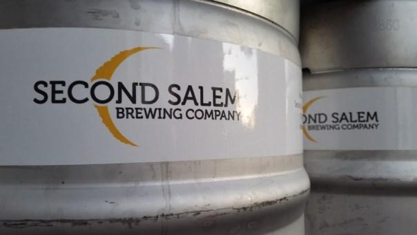 Second Salem Brewing Company. All photos by Joe Powell.