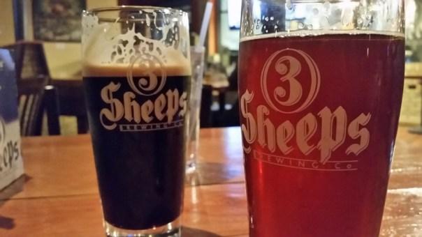 3 Sheeps Brewing Company. All photos by Joe Powell.