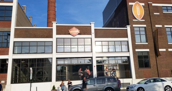 Titletown Brewing Company in Green Bay. All photos by Joe Powell.