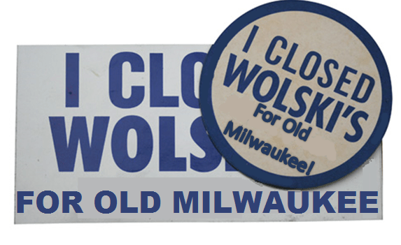 Wolski's campaign to save Old Milwaukee was simple and ingenious.