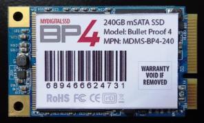 BP4 Label Front