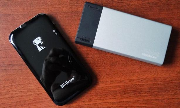 Kingston 128GB Wi-Drive Pik4