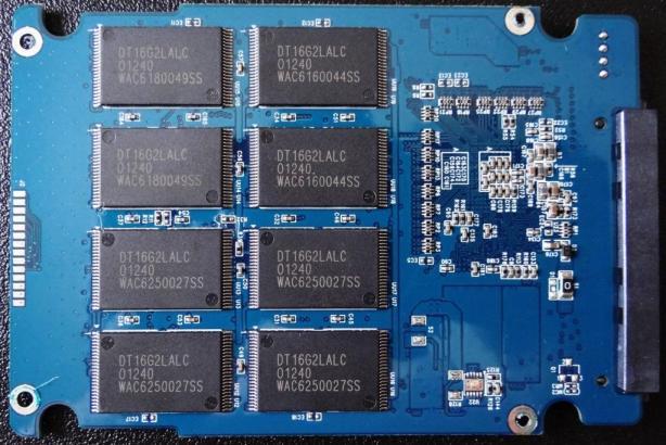 MyDigitalSSD BP4 PCB Back