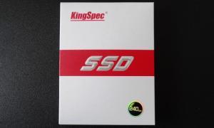 Kingspec Challenger E3000 SSD Exterior Front