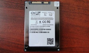 OCZ Vertex 3.20 SSD SSD Back
