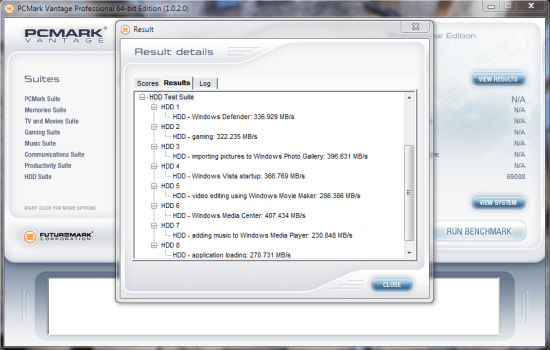 Samsung PM841 512GB Vantage 2
