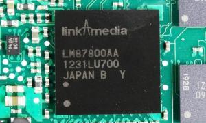 Seagate 600 SSD Linkamedia Controller