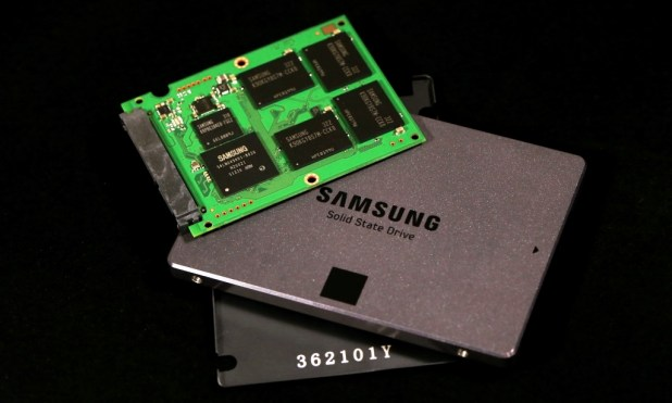 Samsung EVO 840 1TB SSD Serial Number