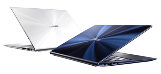 Asus Zenbook UX301LA both colors