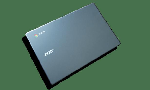 Chromebook Top