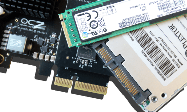 Learning To Live With Flash SSD Connectors