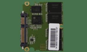 Corsair Force LX SSD pcb back